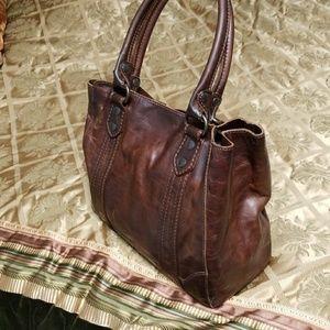2f9094e23 Frye Bags | Melissa Tote Apu | Poshmark